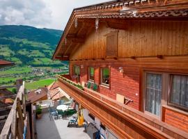 Ferienwohnung Eberharter Theresia, Ramsau im Zillertal