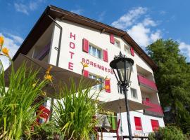 Hotel Sörenberg, Sörenberg