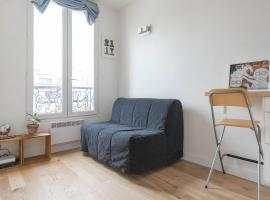 Charming & bright flat for 2, Paris