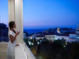 Samaria Hotel, Hanja