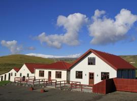 Sólheimahjáleiga Guesthouse, Solheimahjaleiga