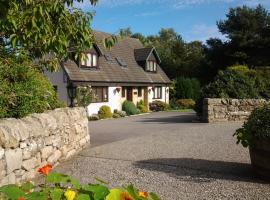 Dunbius Guest House, Tain