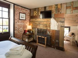 Alma Inn & Dining Rooms, Harwich