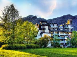 AMBER HOTEL Bavaria, Bad Reichenhall