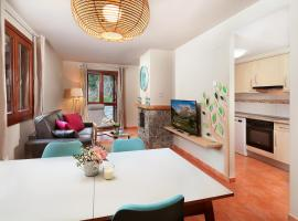 PirineosNature Apartments, Plan