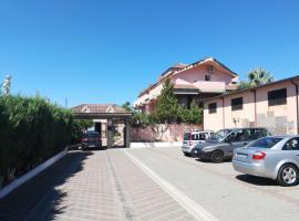 Albergo Taverna Rosa, Corigliano Calabro