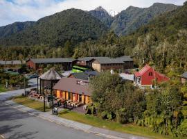 Rainforest Retreat, Franz Josef