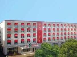 Hotel PreMotel-Premium Motel am Park, Cassel