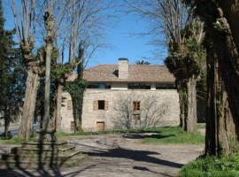 Casa Grande da Capellania, Padrón