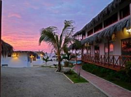 Palo Santo Hotel Resort Bungalows, Bocapán