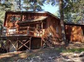 Cabin-Retreat of New Mexico, Cloudcroft
