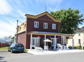 Le Gîte de l'Onondaga, Rimouski