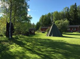 Nuuksio Hostel and Camping, Veikkola