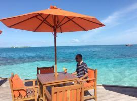 Orange Inn Maldives, Kudahuvadhoo