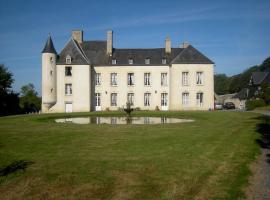 Le Château d'Asnières en Bessin
