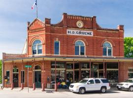 Gruene Reservations At The Village