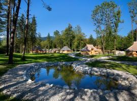 Eco Resort Beneath Velika Planina, Stahovica