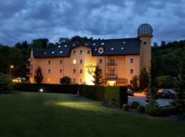 Hotel Akademie, Hrubá Voda