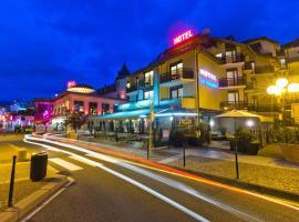Hotel Le Littoral, Εβιάν-λε-Μπαιν