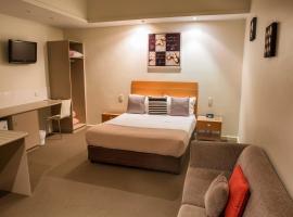 Burkes Hotel Motel, Yarrawonga