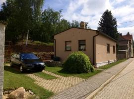 Ferienhaus Obschütz, Weißenfels