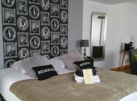Hôtel L'ideal le Mountbatten, Arromanches-les-Bains
