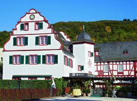 Hotel Rheingraf, 坎普-波恩霍芬