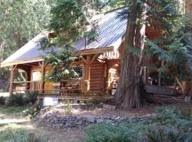 Little Log Cabin, Hope Bay