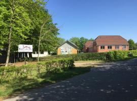 Hestkær Family Rooms Summer Camp, Krogager