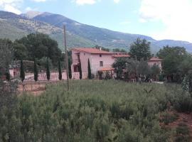 Agriturismo La Fattoria, San Donato Val di Comino