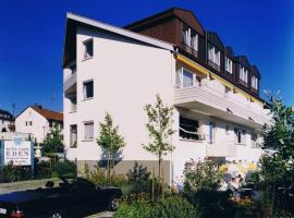 Hotel Garni Eden, Meersburg