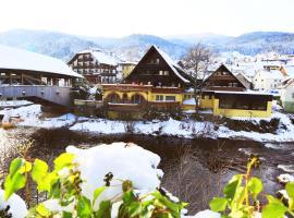 Das Waldhaus, Forbach