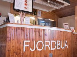 Fjordbua, Kjøpstad