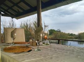 Plettenberg Bay Game Reserve: The Baroness Luxury Safari Lodge, Wittedrif