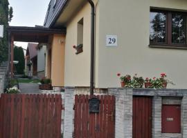 Apartment U Krajčera, Gerlachov