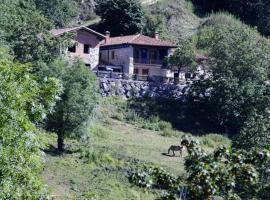 La casina de Berdayes, Cangas de Onís