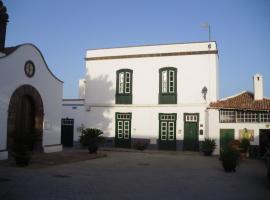 La Plaza A, Arico el Nuevo