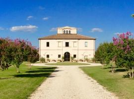 Villa Porticciolo, Montepulciano Stazione