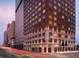 達拉斯市中心漢普頓酒店及套房