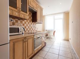 Apartment on Epronovskaya 1