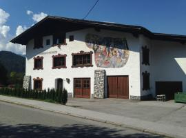 Ferienwohnung Haus Scholl, Reith bei Seefeld