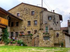 """Agriturismo """"Antico Borgo"""", 馬洛斯蒂卡"""