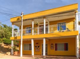 Casa Gypsy, Taganga