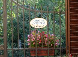 Orto di Cornelio, Cincelli