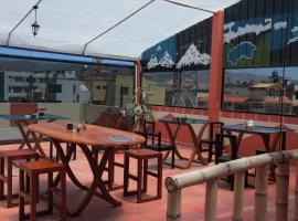 Hostel Sendero de Volcanes, Latacunga