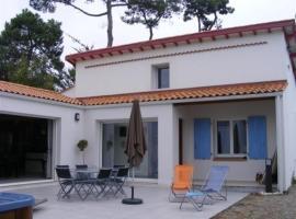 Rental Villa Magnifique Maison Pour 10 Personnes Parc Des Jars, Les Mouettes