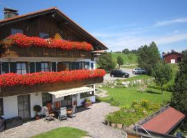 Landhaus Suntheim, Wertach