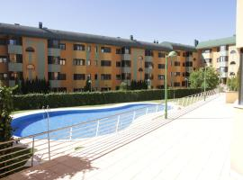 Residencial Las Brisas, Salamanca