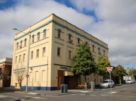 Nireeda Apartments on Clare