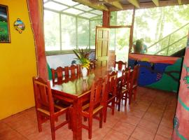 Casa Playa Agujas, Agujas